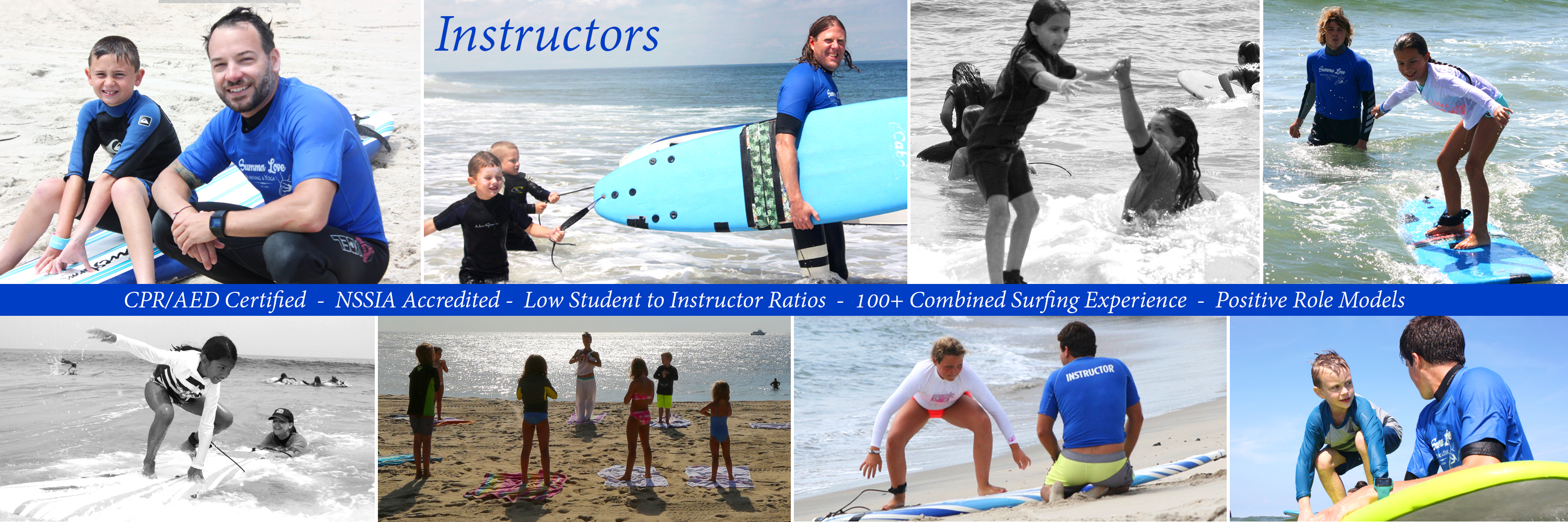 New Jersey Surfing Instructors