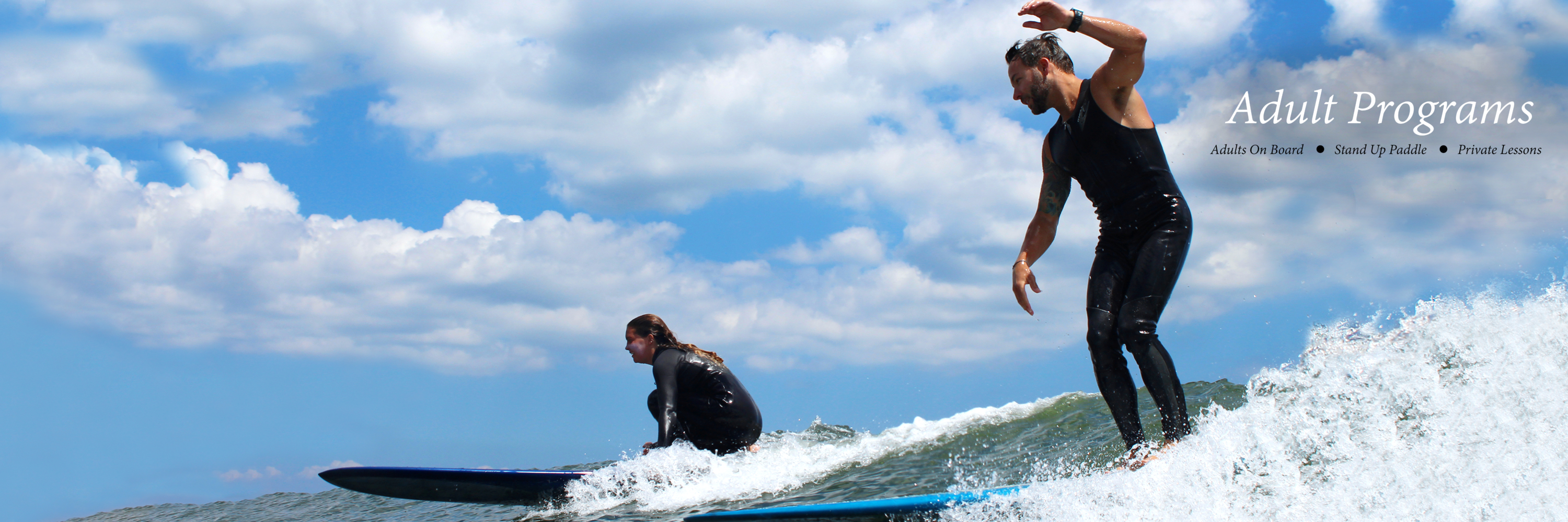 Adult Surf Lessons NJ