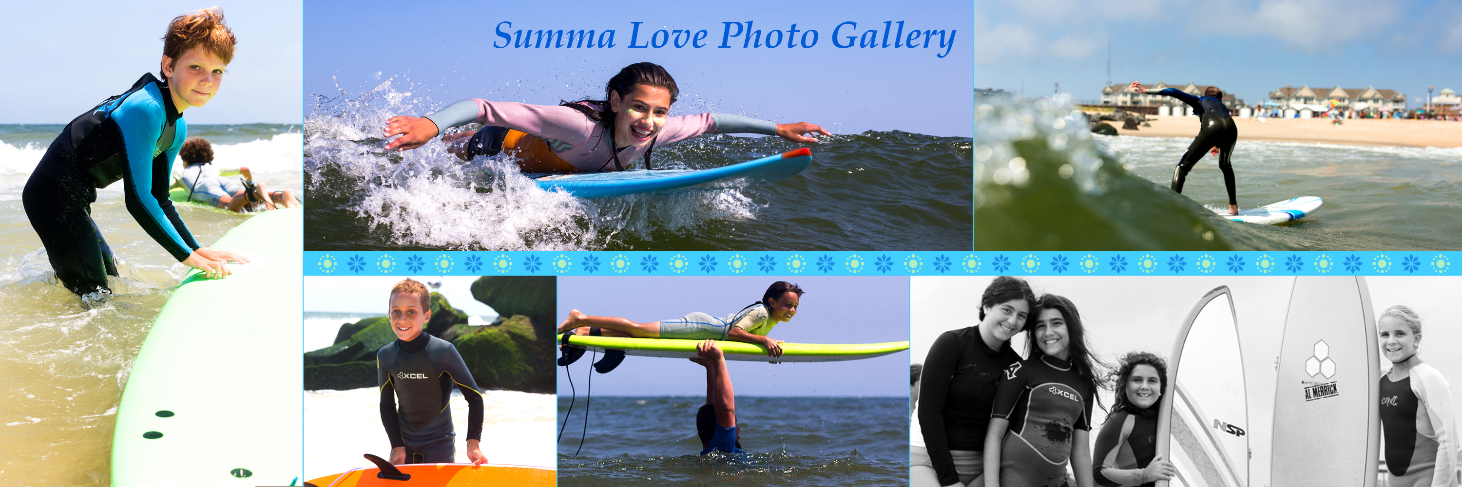 Surfing Gallery