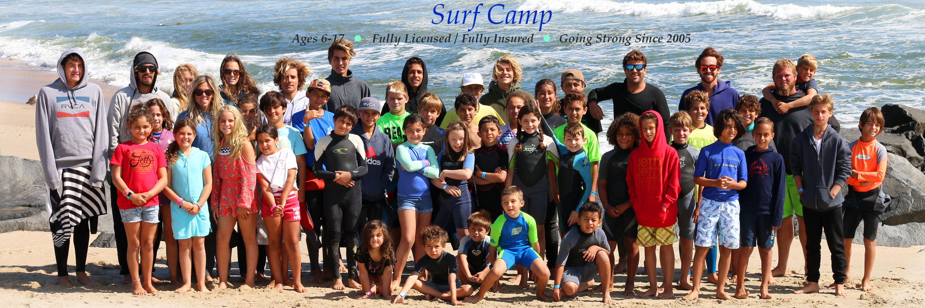 New Jersey Surf Camp