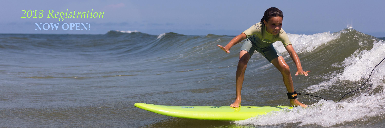 2018 Surf Camp Registration