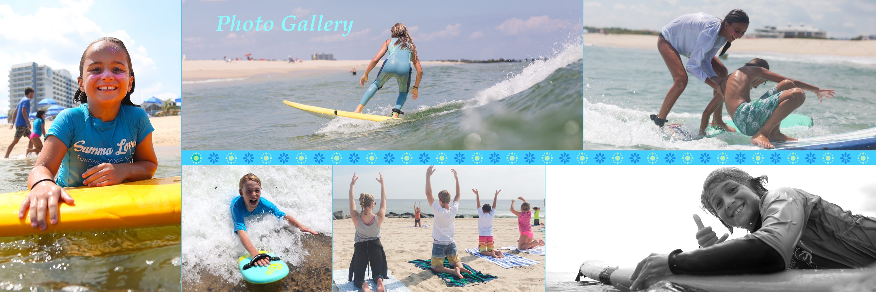 Surf Camp Gallery