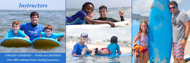 NJ Surf Instructors, Surf Camp