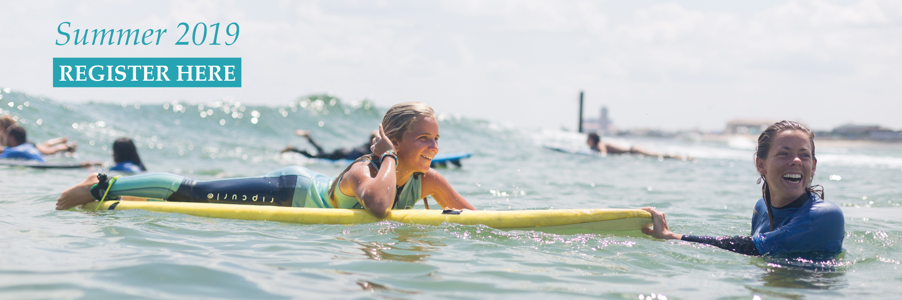 NJ Surf Camp, Surf Lessons, Surf Rentals, Surfing and Yoga