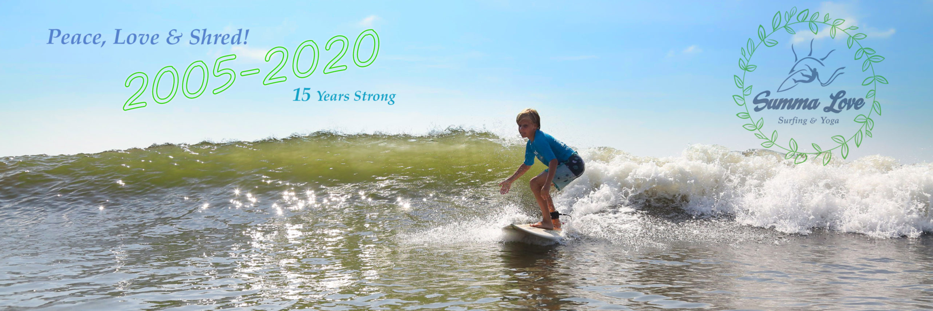 Learn to surf! NSSIA Accredited Surf Camp and School